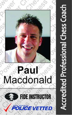 Paul Macdonald